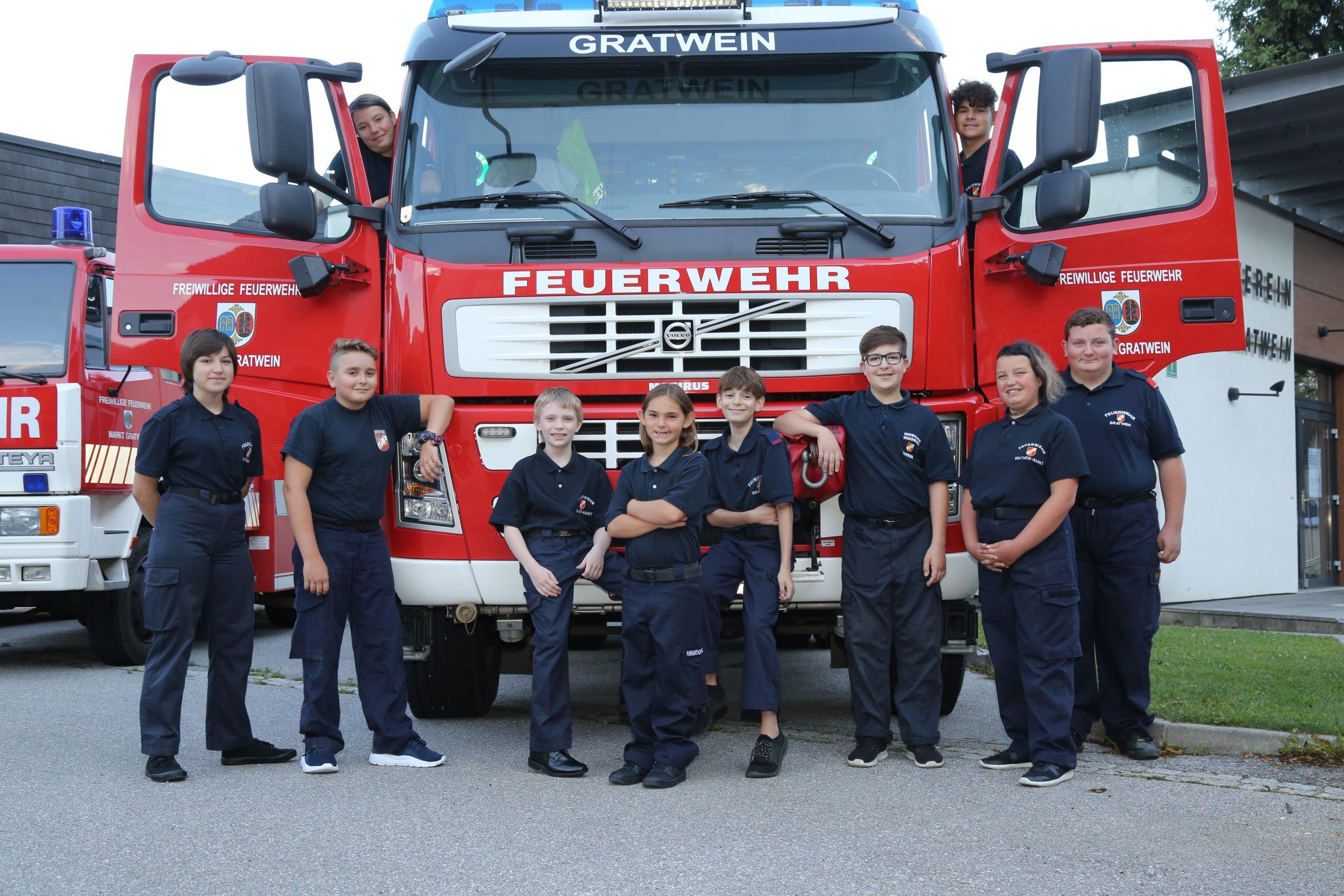 Freiwillige Feuerwehr Muss Man Zum Einsatz
